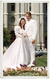 Jeff and Tiffany Stone